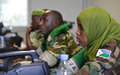 AMISOM Public Information Officers complete communication training
