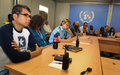 UNSOS holds training for UN staff