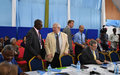 Somalia holds high-level security conference to deliberate on a security transition plan