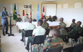 UN Department of Field Support launches new phase of training for African peacekeeping troops