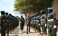 New UN Guard Unit starts duties protecting world body's staff in Mogadishu