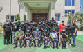 UNSOS Supports a Monitoring and Evaluation Training in Peace Support Operations (PSOs) for AMISOM Senior Officers
