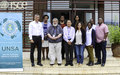 UNSA holds its first Missions' Training Focal Points workshop