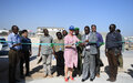 UNSOS Hands over AMISOM Transit camp